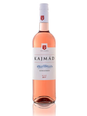 Rose cuvee Kajmád
